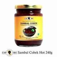 "Sambal Cobek ""HOT"""