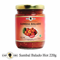 """Sambal Balado """"HOT"""""""