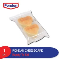 Pondan Cheesecake