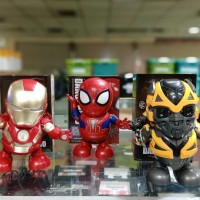dance hero / super heroes / dancing music