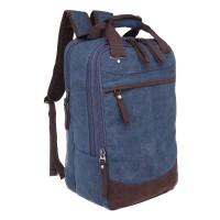 tas ransel pria banyak kantong tas ransel tas kanvas pria tr000631 tas