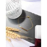 DearMe - TERESA Bracelet ( 925 Sterling Silver with 14K Gold plating)