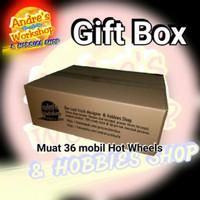 Andre Track Builder Gift Box untuk packing dan kemasan yg lebih rapi