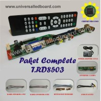 Universal led board Paket Complete