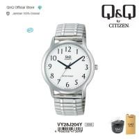 Q&Q QnQ QQ Original Jam Tangan Wanita Analog Fashion - VY28 VY28J