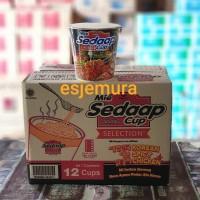 Sedap Cup Korean Spicy Chicken