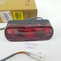 lampu bumper belakang suzuki splash asli sgp