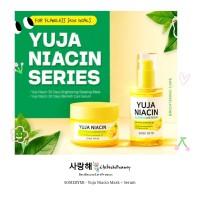 SOMEBYMI - Yuja Niacin Brightening Mask + Blemish Care Serum Original