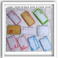 TERBARU Label Pengiriman Online Shop