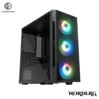 PC Rakitan Norderg - Ryzen 5 2600X