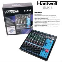 Mixer Hardwell SLX 8 ORIGINAL GARANSI RESMI