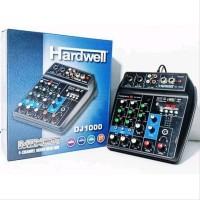 Mixer Audio Hardwell DJ 1000 Original Product