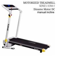 Treadmill Idachi Murah 3Jtaan ID 001M-1 Garansi Bisa COD Jogja Klaten