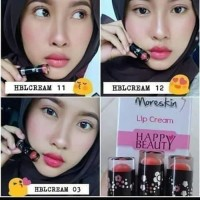 Moreskin Lip Cream Happy Beauty