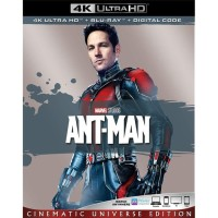 antman 4k uhd bluray