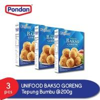 Unifood Bakso Goreng (3 box)