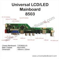 Universal board / Mb universal LCD / MB LCD Murah chipset terbaru