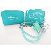 Tensimeter Aneroid GC Sphygmomanometer General Care Green Hijau