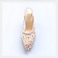 Nova Blush Party shoes 7cm