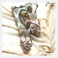Raylene Blush Party shoes 7.3cm