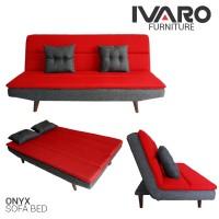 IVARO Sofa Bed Onyx