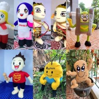 Boneka Maskot Custom by Reques