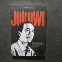 Buku Jokowi Jeffrie Geovanie