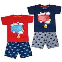SETELAN ANAK Doa Ibu Bapak 1 - 7 Tahun MAXKENZO Zilvia Store Baju Anak