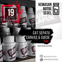 Cat Sepatu Canvas Suede Nubuck 50ml