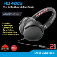 Sennheiser HD 400S / HD400S / HD 400 S Over-Ear Headphone with Mic