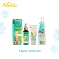 Azalea Hair Care & Glowing Skin Treatment Series