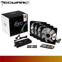 Tecware - Arc Spectrum F1 (4 Pack) / FAN CASE 12CM