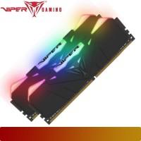 Memory PATRIOT - PVR416G360C7K Viper RGB 16GB (2x8GB) DDR4 3600