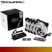 Tecware - Arc Spectrum F3 (4 Pack) / FAN CASE 12CM