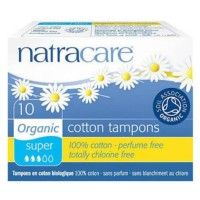 Natracare Digital Tampon Super 10s (NGS)
