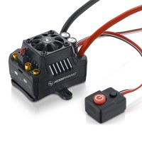Hobbywing RC Switch for Ezrun MAX8 XR8 MAX10-SCT Waterproof Brushless ESC