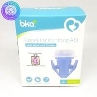 Breast Pump Connector - Konektor Kantong ASI BKA BPA Free