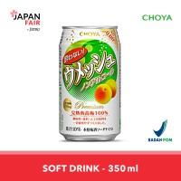 Soft Drink Choya Yowanai Umesshu Soda