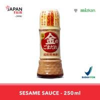 Saus Mizkan Sesame Sauce Roasted Coarse 250 mL