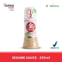Saus & Dressing Mizkan Sesame Sauce Light Calorie - Saus Wijen 250ml