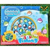 H341/FJ5001-1A B/O Fishing Game Mainan Anak Memancing Ikan SNI