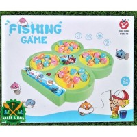 J754/685-10 Fishing Game Mainan Anak Memancing Ikan SNI