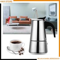 Teko Kopi - Espresso Coffee Maker Moka Pot - 300ml
