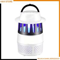 CLAITE - Alat Pembasmi Nyamuk Lampu UV