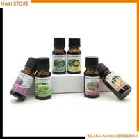 Minyak Essential Aromatherapy Aromaterapi Humidifier - Isi 6 Pcs - 110