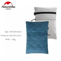 BANTAL LIPAT MOBIL CAMPING PICNIC TRAVEL PILLOW NATUREHIKE ORIGINAL