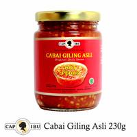 Cabai Giling Asli