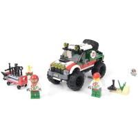 KML Lego City 4 x 4 Off Roader - 60115