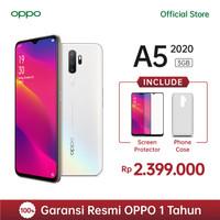 OPPO A5 2020 Smartphone 3GB/64GB Garansi Resmi Oppo Indonesia