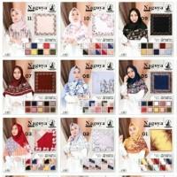 Hijab Segi Empat Scarf Umama Nagoya Tipe C